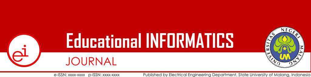 Educational Informatics Journal