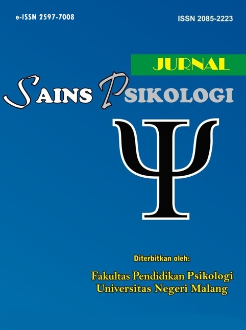Jurnal Sains Psikologi