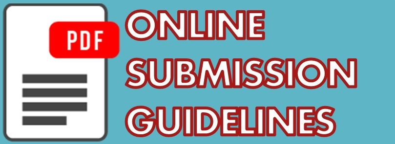 ONLINE SUBMISSION GUIDELINES